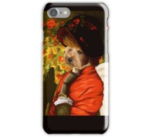 Ruffs and Collars - Leia iPhone Case/Skin