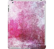 Abstract iPad Case Magenta Retro Cool Lovely New Grunge Texture iPad Case/Skin
