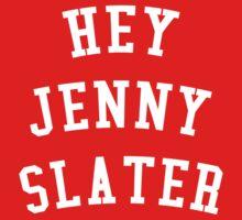 HEY JENNY SLATER (Grosse Pointe Blank) One Piece - Long Sleeve