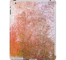 Abstract iPad Case Orange Retro Cool Lovely New Grunge Texture iPad Case/Skin