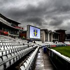 Emirates Durham International Cricket Ground by Andrew Pounder