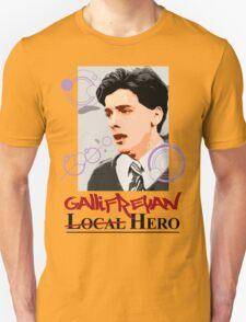 Gallifreyan Hero T-Shirt
