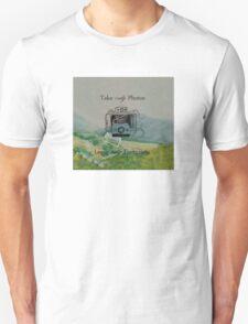 Travel Photo Motto T-Shirt