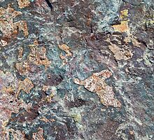 Granite abstract by DavidHornchurch