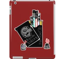 Star wars cigarette iPad Case/Skin