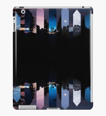 Scenic Crystals iPad Case/Skin