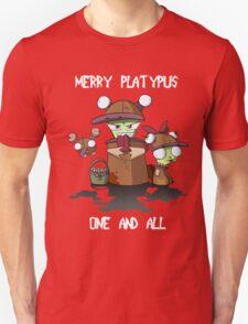 Merry Platypus T-Shirt