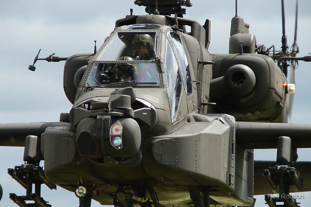 Apache in your face... by peely20