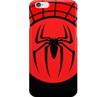 Spiderman Logo Symbol iPhone Case/Skin