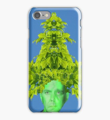 The Maple Pope  iPhone Case/Skin
