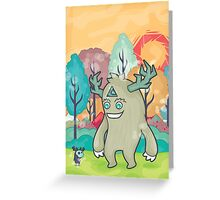 Hipparchus Greeting Card