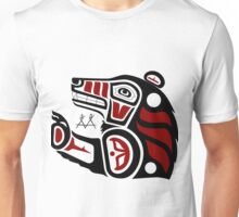 Kaskitew Maskwa (Black Bear) Unisex T-Shirt
