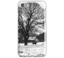 Snow On Laundry Day iPhone Case/Skin