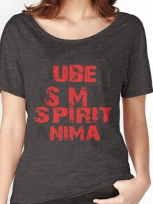 Jubei Is My Spirit Animal Women's Relaxed Fit T-Shirt