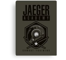 Jaeger Academy Canvas Print
