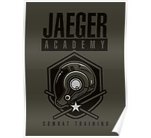 Jaeger Academy Poster