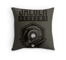 Jaeger Academy Throw Pillow