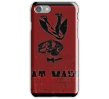 Meat Market Playtoy iPhone Case/Skin