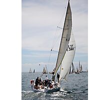 Sailing II Photographic Print