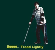 Walt Jr - Tread lightly - Large by Tim Topping