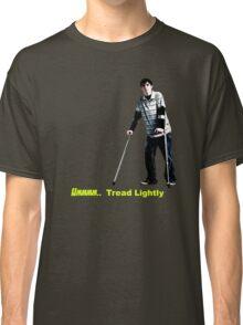 Walt Jr - Tread lightly - Large Classic T-Shirt