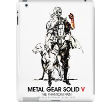 Metal Gear Solid iPad Case/Skin