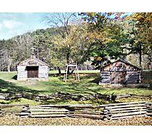 Beaver Creek Village Photographic Print