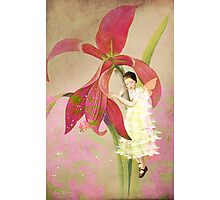 Flower Spirit Photographic Print
