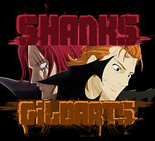 Shanks And Gildarts ( Best of the Best ) by jpmdesign