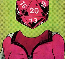 d20 by Lee Bretschneider