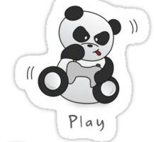 Eat, Play, Sleep Sticker