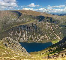 Loch Enich Re-visited by Jamie  Green