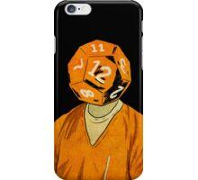 d12 iPhone Case/Skin