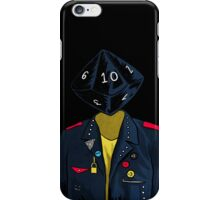 d10 iPhone Case/Skin