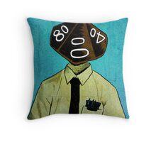 10d Throw Pillow