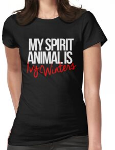 Spirit Animal - Ivy Winters Womens Fitted T-Shirt