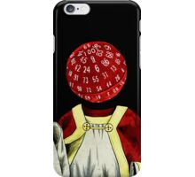 d100 iPhone Case/Skin