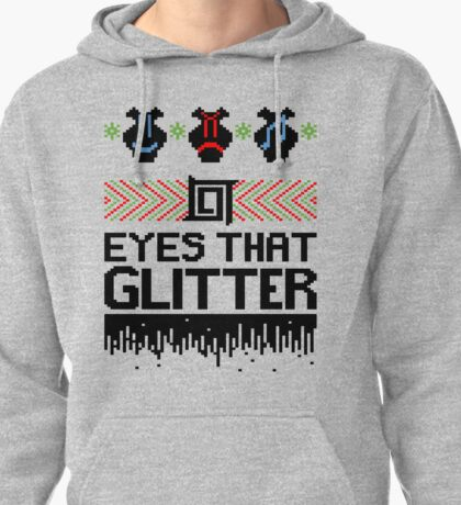 Ugly Orochi Holiday Sweater Pullover Hoodie