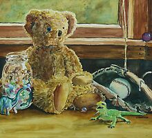 Teddy and Friends by JennyArmitage