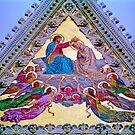 Coronation of the Virgin by Nigel Fletcher-Jones