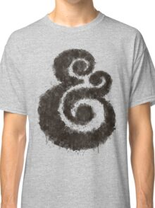 Ink Ampersand Classic T-Shirt