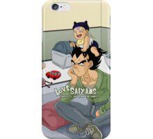 Vegeta and Trunks iPhone Case/Skin