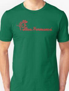 Los Pollos Hermanos & Chick-Fil-A Mashup T-Shirt