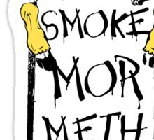 Smoke Mor Meth Sticker