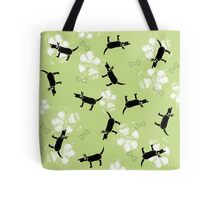 Dogs on Paws  Tote Bag