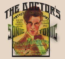 The Doctor's Sonic Tonic! by Monica Lara