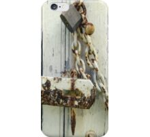 Latched iPhone Case/Skin