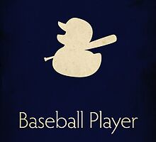 Baseball Player by SVaeth
