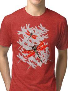 Dragonfly 2 Tri-blend T-Shirt