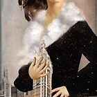 Over Manhattan by Catrin Welz-Stein